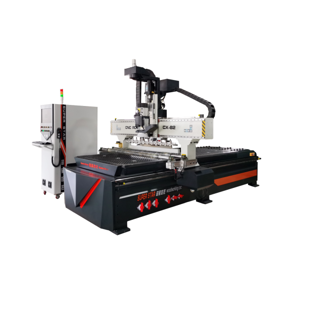Linear ATC Woodworking Cnc Router CX-1325B2