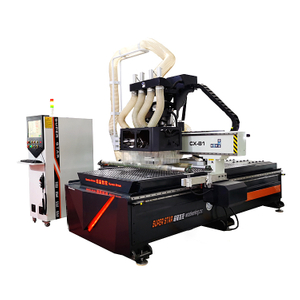 Superstar CNC CX-1325 woodworking Automatic Loading And Uploading CNC Router