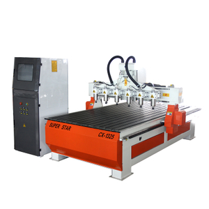 1325 Multi-spindle Woodworking CNC Router-Superstar CX