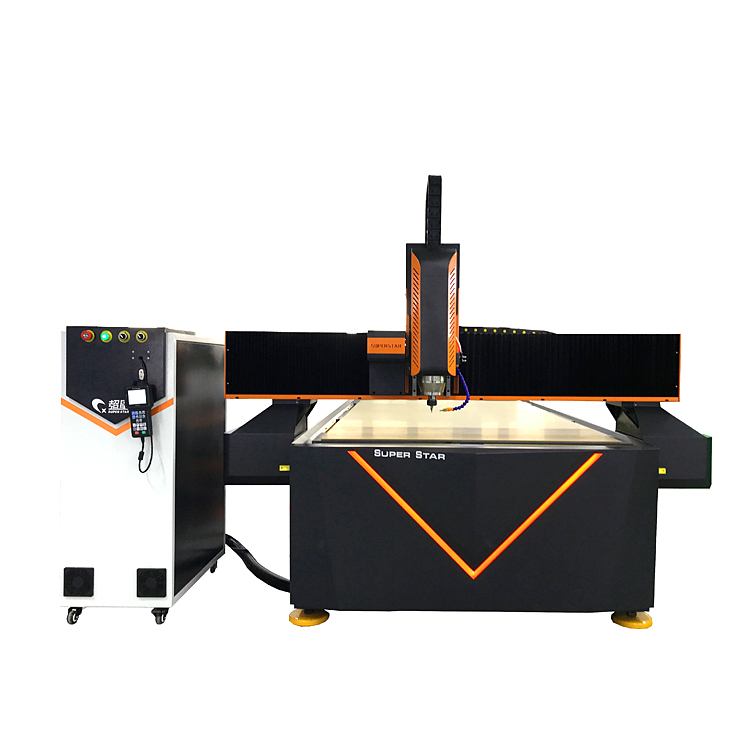 Superstar CNC CX - 1325 Mini Letter Engraving Machine